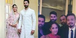 Shahid Has Wed Mira and the Guests Are on Their Way to the Wedding Dinner