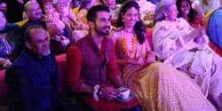 Shahid Kapoor And Mira Rajput Dance At Their Sangeet Ceremony