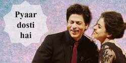 12 Times SRK and Kajol Reminded You of You and Your Partner