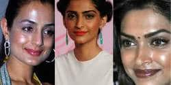 These Pictures Will Make You Rethink Taking Make-Up Tips From Bollywood