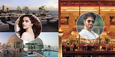 9 Bollywood Stars And Their Favourite Restaurants!