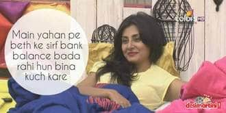 12 Times Rimi Sen Spoke Like A Boss In Bigg Boss 9!
