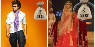 Top 10 Forbes India Celebrities And The Moolahs They Raked!