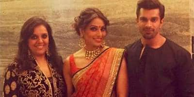Bipasha Basu Attends Friend's Wedding With Karan Singh Grover