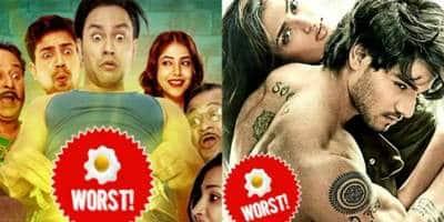 9 Worst Movies Of 2015!