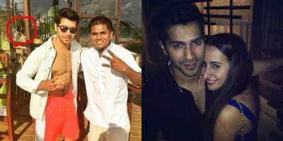 Varun Dhawan Is Vacationing With Girlfriend Natasha Dalal In Maldives!