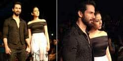 Mira Rajput Kapoor Makes Her Ramp Debut With Shahid Kapoor At Lakme Fashion Week!