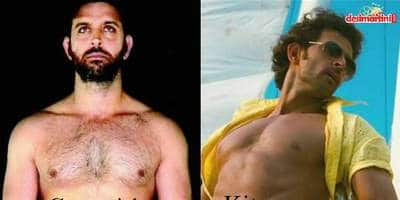 12 Bollywood Celebrities Who Completely Transformed For Their Roles!