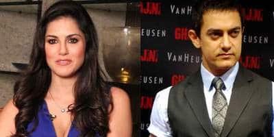 सनी लियोनी हैं आमिर खान की नयी फैन !