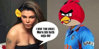 9 Times Bollywood Made Angry Birds Angry!