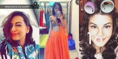 Celebrities You Can Follow On Snapchat!