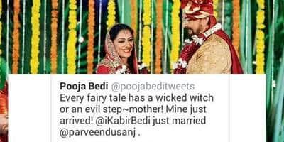 कबीर बेदी ने 70 साल की उम्र में की चौथी शादी , बेटी पूजा बेदी से भी छोटी हैं परवीन दुसांज !