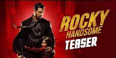 John Abraham Looks Deadly, Dangerous And Handsome In The Teaser Of Rocky Handsome