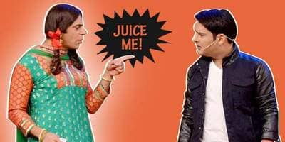 Image result for Comedian Sunil Grover has reportedly quit The Kapil Sharma Show won't come back even then if fee is doubled