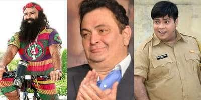 Rishi Kapoor Takes A Dig At Gurmeet Ram Rahim Singh Insaan!