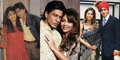 इन 25 तस्वीरों में देखिये शाहरुख़ खान और गौरी खान की शादी के 25 सालों का खूबसूरत सफर !
