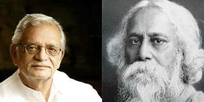 गुलज़ार ने नयी पीढ़ी के लिए किया रबिन्द्रनाथ टैगोर की कविताओं का अनुवाद !