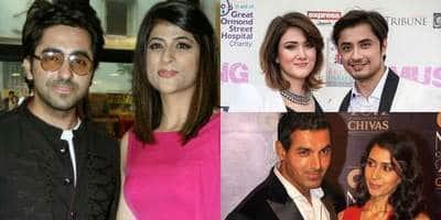 12 Bollywood Stars Wives - आपके इन 12 फेवरेट बॉलीवुड स्टार्स की पत्नियाँ रहती हैं लाइमलाइट से दूर !
