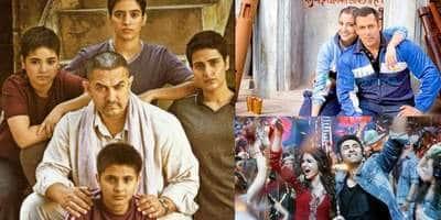Movies That Entered 100 Crore Club In 2016 - इस साल इन 8 बॉलीवुड फ़िल्मों ने बनाई 100 करोड़ क्लब में जगह !