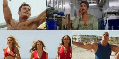 देखिये विडियो : अपनी पहली हॉलीवुड फिल्म 'बेवॉच' में प्रियंका चोपड़ा लग रही हैं बेहद हॉट !