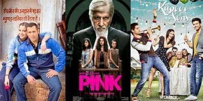 Highest Grossing Movies Of 2016 - साल 2016 में इन फिल्मों ने कमाया सबसे ज़्यादा पैसा !