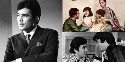Rare Pictures And Facts About Rajesh Khanna - बॉलीवुड के सुपरस्टार राजेश खन्ना को जाने करीब से !