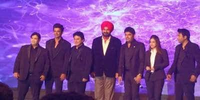 Kapil Sharma, Ali Asgar And Sunil Grover's Live Video Takes A Clever Dig!