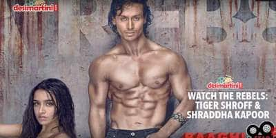 Watch Live StarVaar With Baaghi Stars - Tiger Shroff And Shraddha Kapoor!