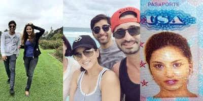 Unseen Pictures Of Sunny Leone With Her Family!