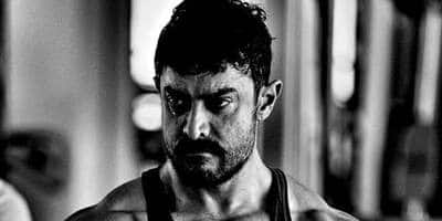 Woah! Check Out Aamir Khan's Muscular Look From Dangal
