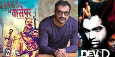 RANKED: All Movies Anurag Kashyap Has Ever Directed