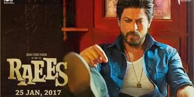 5 वजहें जिनके लिए आपको शाहरुख़ खान की फिल्म 'रईस' देखनी चाहिए !