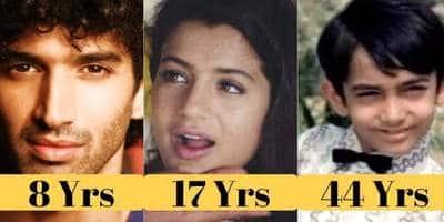 क्या आपको पता है इन 25 सितारों को बॉलीवुड में कितने साल हो गए हैं ?