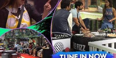 बिग बॉस 11 रिव्यू: इस तरह विकास एंड टीम की जाल में फंसी हिना खान !
