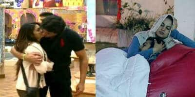 Top 15 PDA Moments Of Bigg Boss!