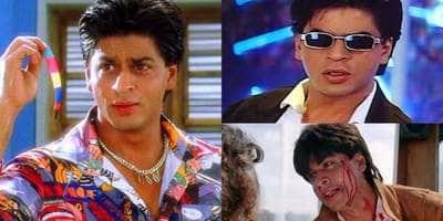 जब शाहरुख़ खान ने बना दिया इन 10 चीजों को आइकॉनिक !