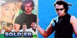 12 Unforgettable Moments From Bobby Deol's Soldier