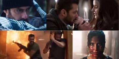 धमाकेदार एक्शन से भरा हुआ है सलमान खान की फिल्म 'टाइगर ज़िंदा है' !