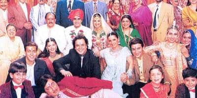 The Cast Of Hum Saath Saath Hain: Then And Now!