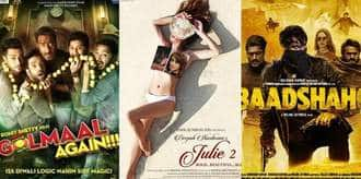 2017 Bollywood Report Card: The Worst Posters Of The Year!