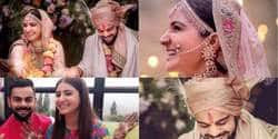 Virushka Wedding Pictures : All You Need To Know About Mehndi, Wedding Invite & Reception