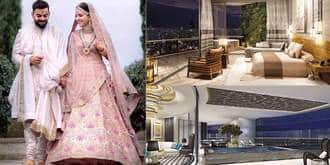 Virushka Wedding: Checkout The Pictures Of The 'Rumoured' House Where Virat And Anushka Will Move!
