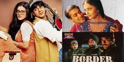 ये फ़िल्में सबूत हैं कि 90s का समय बॉलीवुड की फ़िल्मों का सबसे अच्छा समय था।