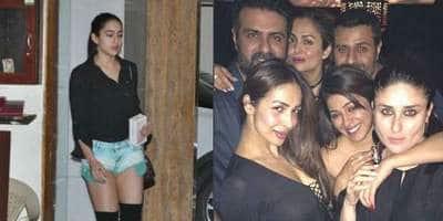 सैफ अली खान और करीना की हाउस पार्टी में ये सितारे हुए शामिल!