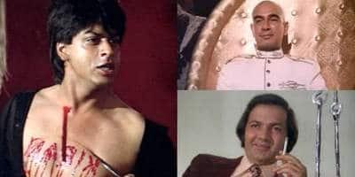 जब बॉलीवुड के ये 14 विलेन पड़े फिल्म के हीरोज़ पर भारी !