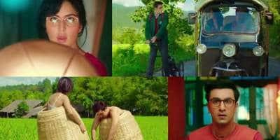 फिल्म 'जग्गा जासूस' का नया गाना सुनकर आपके दिल को सुकून मिलेगा !