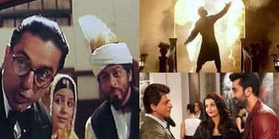 बॉलीवुड की इन 17 फिल्मों में शाहरुख़ खान ने किया है कैमियो !