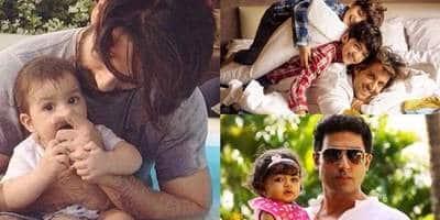 बॉलीवुड के ये सितारे असल जिंदगी में हैं बेमिसाल पिता !
