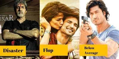 Bollywood Half Yearly Report 2017: Biggest Flops Of The Year