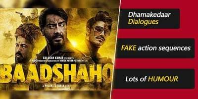 Pictorial Review: Will Ajay Devgn's Be The Baadshaho Of Box Office This Week?